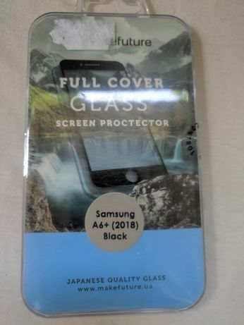 Защитные стёкла на телефон Samsung модели A6+ 2018,j5 2017(gold),j2