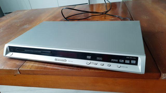 Odtwarzacz DVD Panasonic dvd-s42