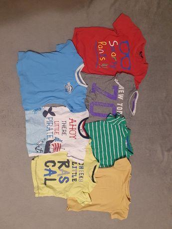 Koszulki 8 sztuk