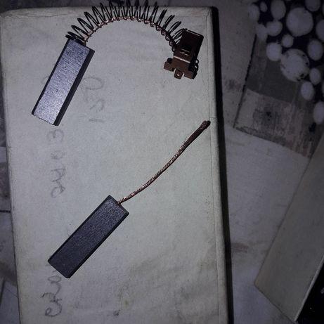 Угольная щетка , електорощетка Г22 6,3х10х32