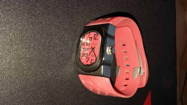 Zegarek Damski Pasek Guma Różowy Vector