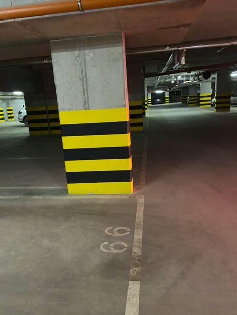 Miejsce parkingowe ul.Cybernetyki Mokotów