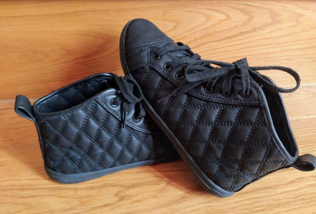 Buty na jesień roz. 37 dziewczęce