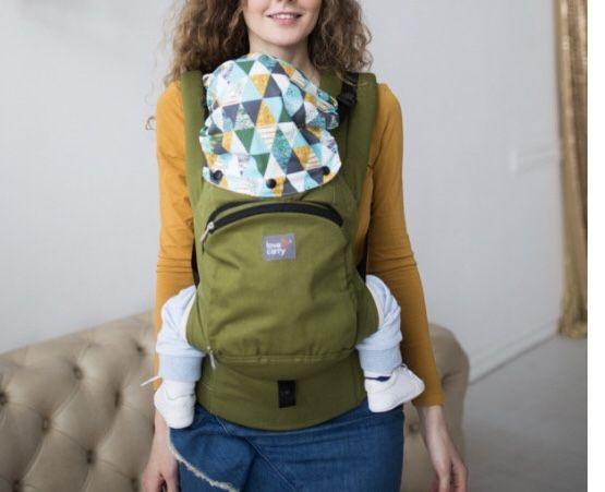 Ерго-рюкзак, ерго рюкзак, love and carry