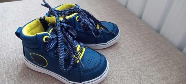 Buty chłopięce r.21