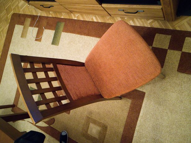 Krzesła firmy Marut model futura