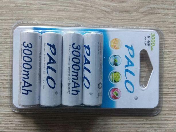 Аккумуляторы AA PALO 3000 mah Ni-MH