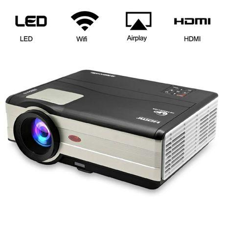 Caiwei projektor rzutnik