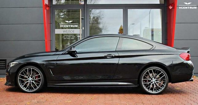 BMW 435i разборка