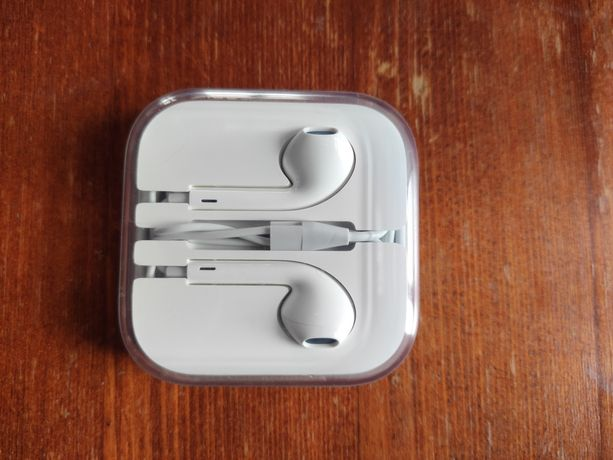 Słuchawki iPhone