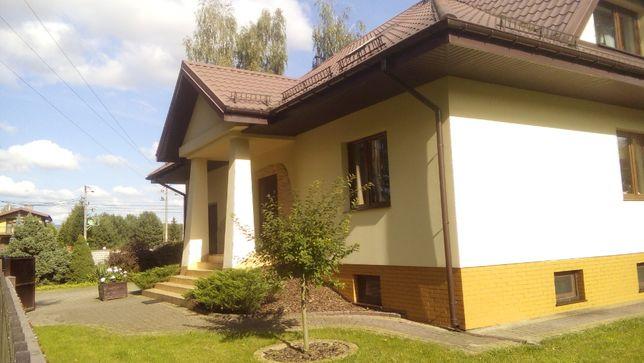 Dom na osiedlu Małkińska.