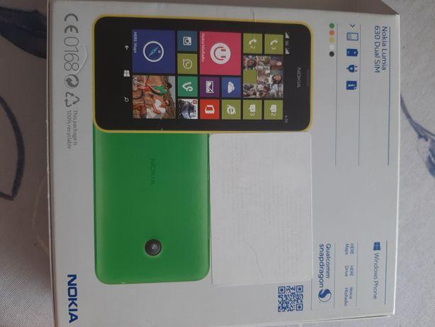 Накладка Nokia Lumia 630