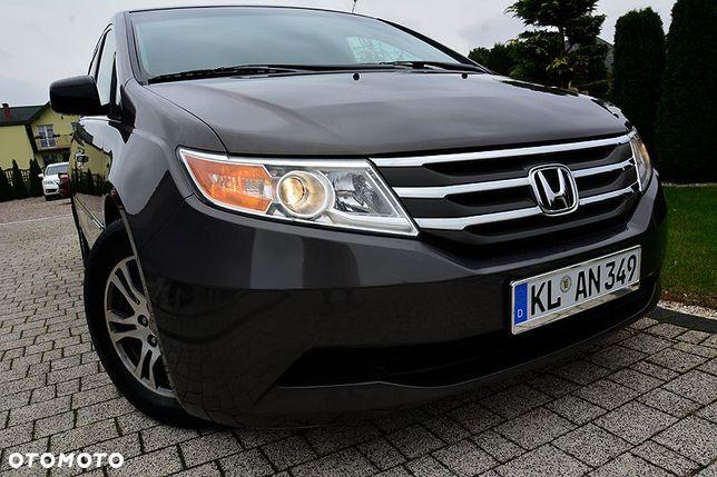 Honda Odyssey Honda Odyssey 3.5 (248) Niemcy Webasto bezwypadkowy 8 osobowy