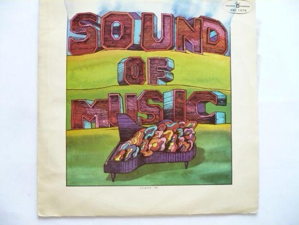 """""""Sound of music"""", płyta winylowa . Muza 1974"""