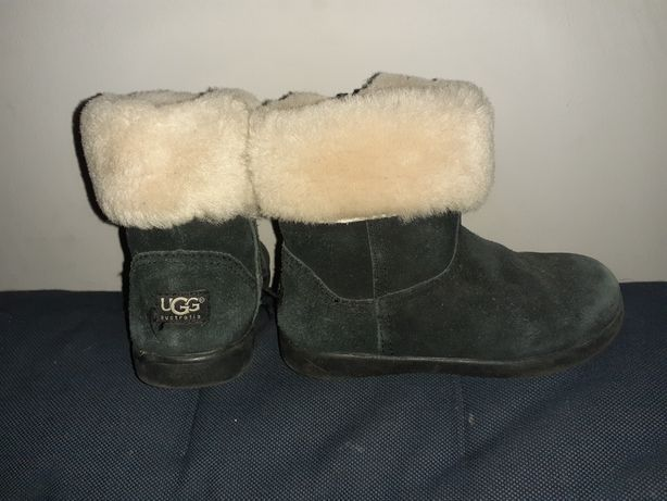 Buty emu UGG 26 zamsz kożuszek
