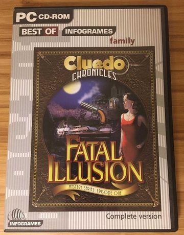 Jogo PC Cluedo Fatal Ilusion