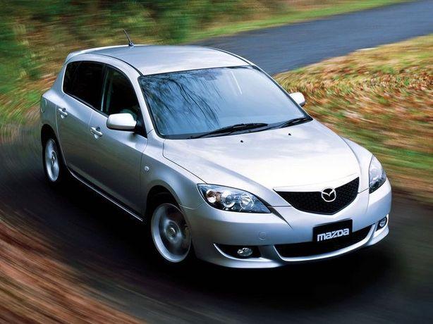 Naprawa Sterownika Silnika Mazda 3 1.4 1.6 Benzyna Błąd P0610