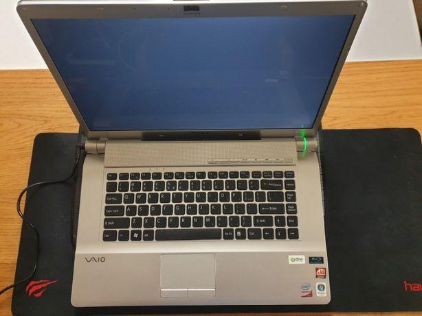 OKAZJA! Laptop Sony Vaio FW31M - Blu Ray, 16,4 cali panorama