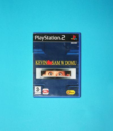 Kevin Sam w Domu PL (Home Alone) (Playstation2 | PS2)
