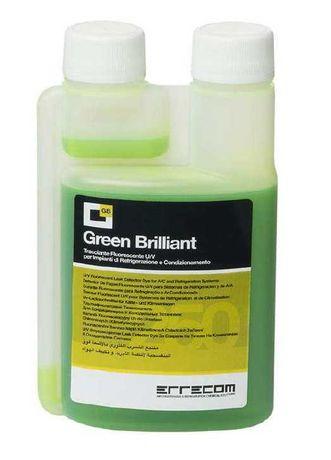 Зеленый ультрафиолетовый краситель Errecom TR 1032.01.S3 250 мл