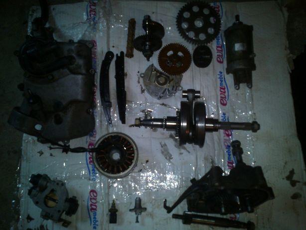 Остатки мотора piaggio beverly 400-500