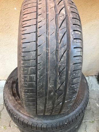 Opony letnie Bridgestone 225/55/16 2szt. 5mm