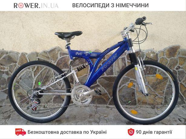 Гірський велосипед бу двохпідвіс Forever 26 / Велосипеды двухподвес