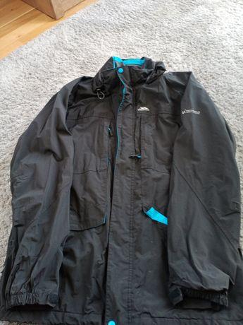 Sprzedam kurtkę przeciwdeszczowa dobra do lasu/w góry L Trespass
