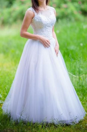Suknia ślubna GRATISY