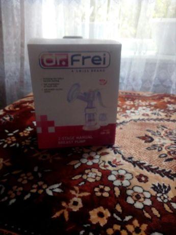 Молоковідсмоктувач механічний Dr. Frei
