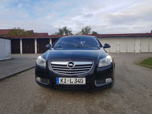 Opel Insygnia 2,0 CDTI  160KM