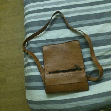 carteira / bolsa em pele