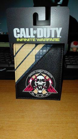 Sprzedam Portfel CALL OF DUTY Infinite Warfare - gratka dla graczy!