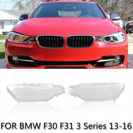 Стекла на фары стекла на BMW f30-31 2013-2016