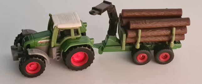 Siku  zestaw traktor