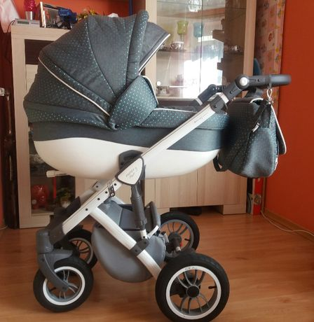 Wózek Baby Merc Faster Style 3