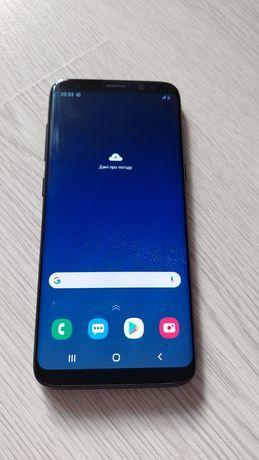 Смартфон Samsung Galaxy S8 4/64Gb Duos Black
