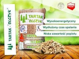 PELLET 6mm Olczyk BARTEX Ekogroszek Polski GOLD Krosno, Sanok, Brzozów
