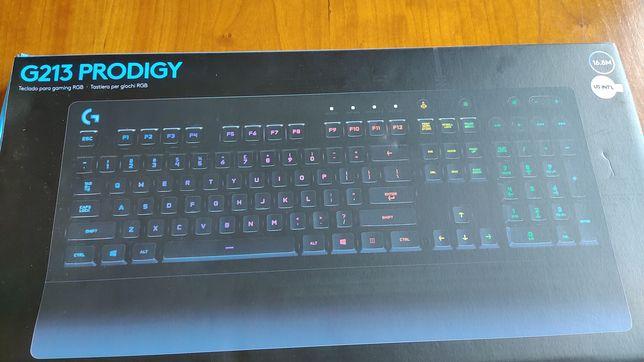 Teclado Gaming G213 PRODIGY (Logitech)