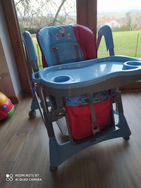 Krzesełko Coneco do karmienia