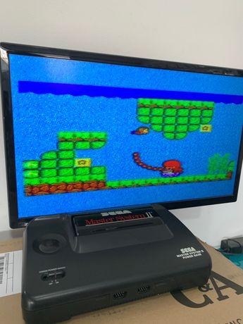 Consola Master System Alex Kid