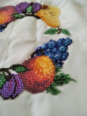 Декоративная салфетка-рушничок