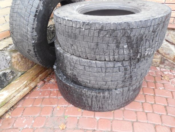 Резина Колеса Michelin 315/80R22.5