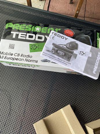Sprzedam CB radio President Teddy!