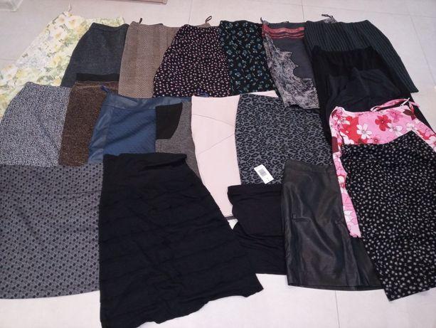 Spódnice zestaw roz L