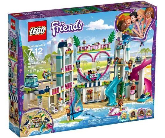 Конструктор LEGO Friends Курорт Хартлейк-Сіті (41347)
