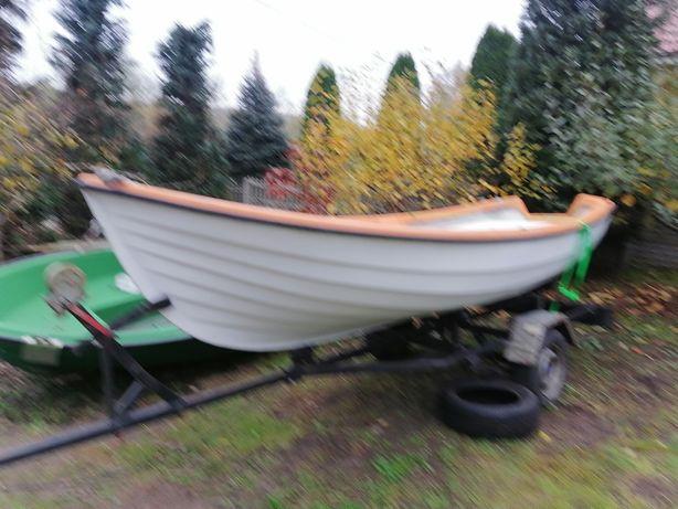 łódż łódka wędkarska WANDA 430x180