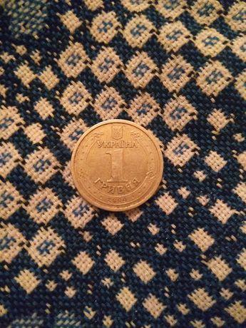Продам ювелійну монету 1 грн 2004 року!)