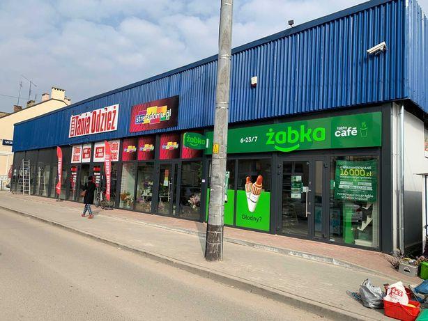 """Lokal handlowo-usługowy, 50 m2, Węgrów, ul. Rynkowa 3, """"MERKURY"""""""