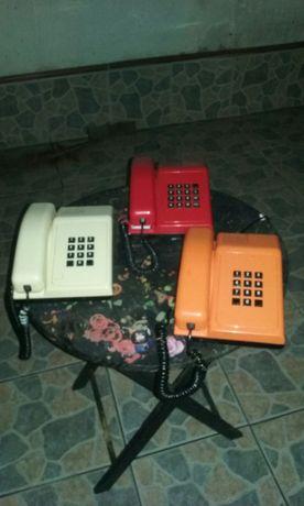 Telefones várias cores